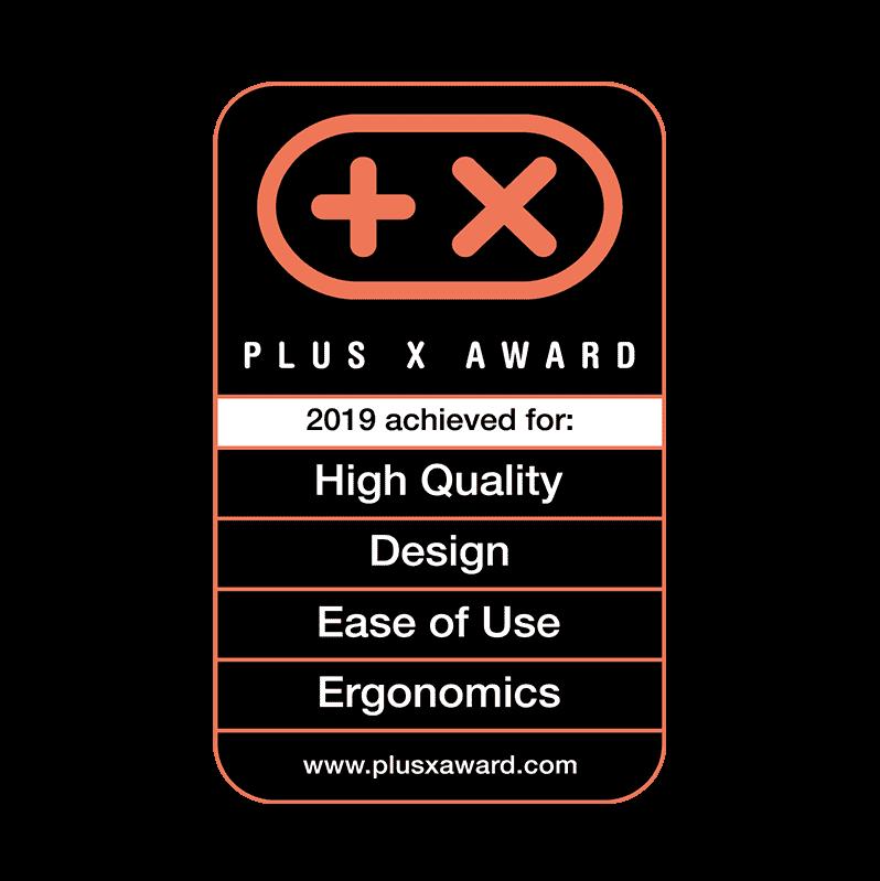 Plus X Award 2019